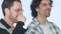 Joel & Ethan Coen, The Coen Brothers, Film Directors and Writers