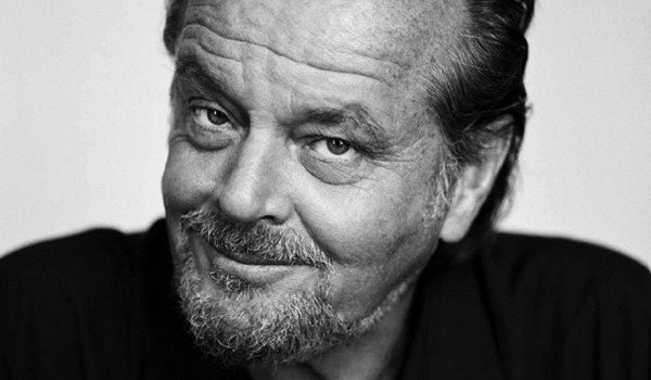 Jack Nicholson, About Schmidt, As Good As It Gets, Wolf, A Few Good Men, The Witches Of Eastwick, Terms Of Endearment, The Postman Always Rings Twice, One Flew Over The Cuckoo's Nest, Tommy, Easy Rider