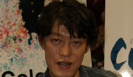 Keiichi Hara Director of 'Miss Hokusai' Asia Pacific Screen Award Winner 2015